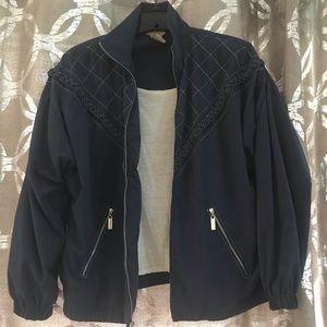 Old school bomber jacket